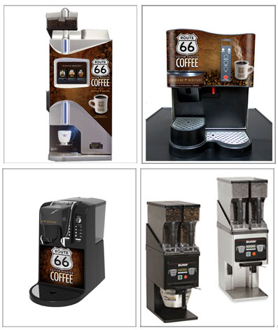 Route 66 Coffee Brewers