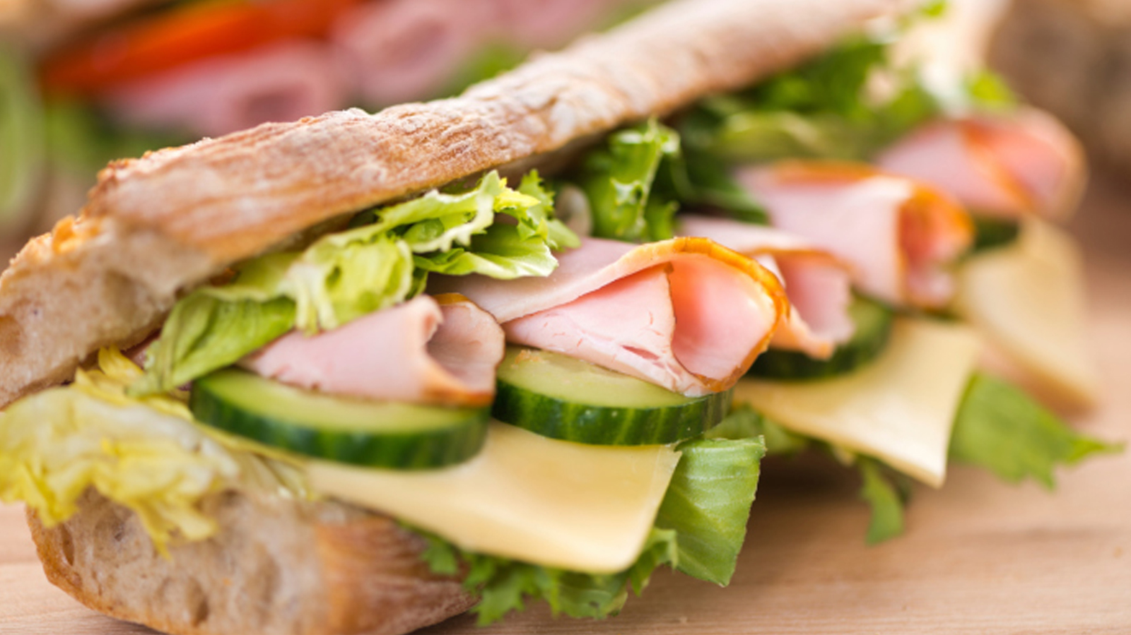 Get the fresh food advantage!